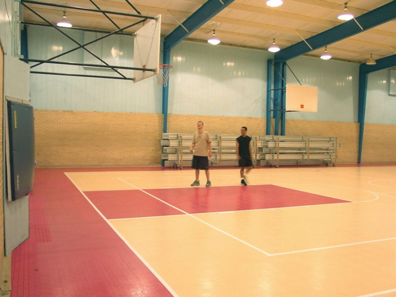 Residential indoor basketball courts memes for Indoor residential basketball court