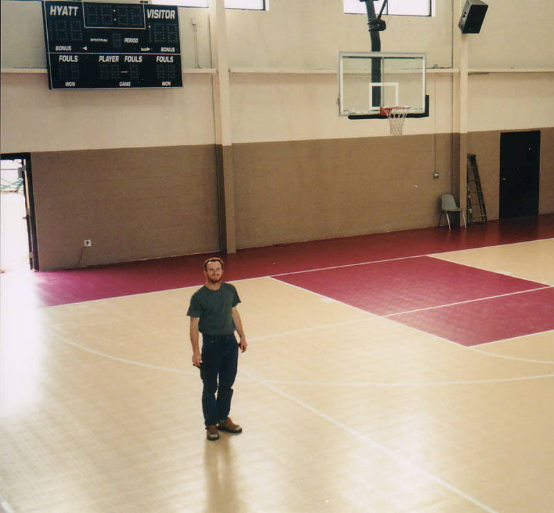 Gymnasium Court Flooring