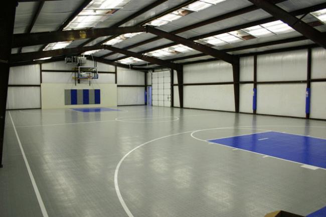 Best Snap Together Indoor Outdoor Basektball Court