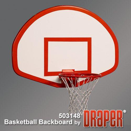 Draper Side Shot Wall Mounted Basketball Goals
