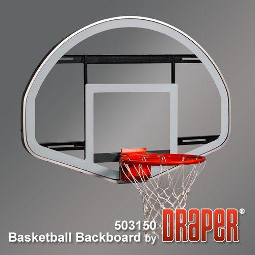 Fan Glass 54 Quot X 39 Quot Basketball Backboard At Basketball