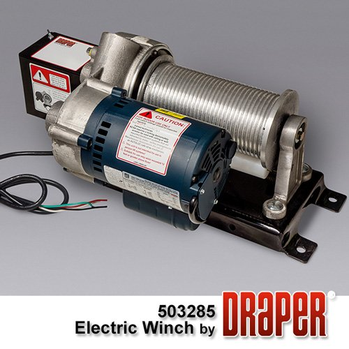 Electric Winch with Key Switch