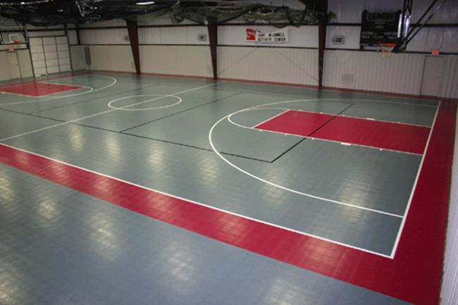 Best Snap Together Indoor Outdoor Basektball Court