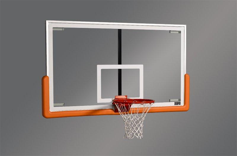 Draper Ez Strut Bank 72 Quot X 42 Quot Basketball Backboard At