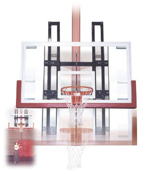 First Team Ft310 Basketball Backboard Height Adjuster 36