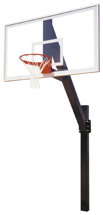 In Ground Fixed Height Basketball Systems