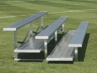 Preferred Bleachers (Aluminum Frame)