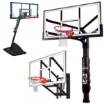 Residential Basketball Goals