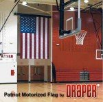 Patriot Motorized Flags - Vertical