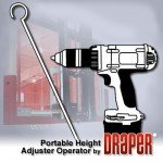 Portable Height Adjuster Operator