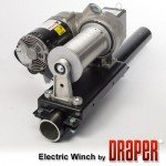 DRAPER Electric Winch NO Key Switch