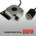 Audible Alarm Kit for Backstop or Divider Winch