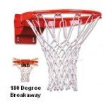 FT196 First Team Breakaway Basketball Rim