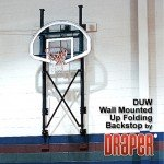 Up Folding Basketball Basketball Goals