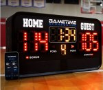 Outdoor Portable Scoreboards