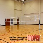 Draper 500001 Power Volleyball System