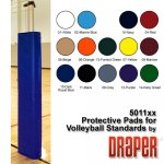 Volleyball Upright Pad - 1 Pad for 1 Post