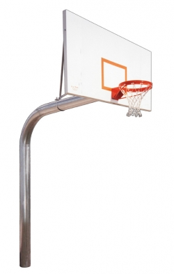Residential Fixed Height Basketball Systems