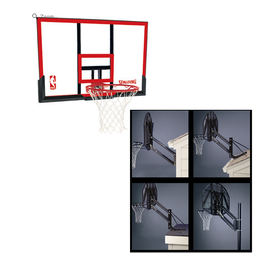 Backboard Bracket/Goal Combos