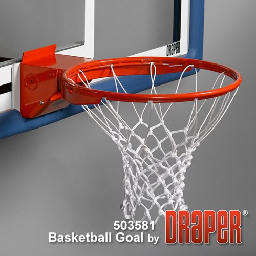 Tube Tie Breakaway Basketball Goal