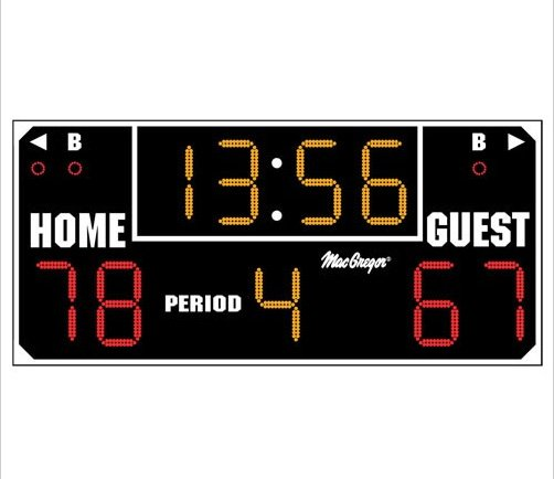Wireless Scoreboards