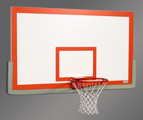 Wood Basketball Backboards