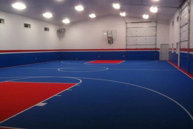 Best Snap Together Indoor Outdoor Basektball Court Flooring Gym